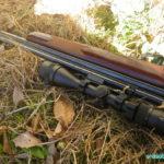 空気銃猟 ノウサギと遭遇