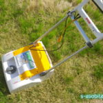 人気のRYOBI電子芝刈り機LM-2810を購入!高性能すぎて泣いた